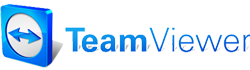 Logo der Software Team Viewer.